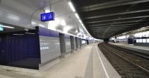 S-Bahn Haltestelle Wien Quartier Belvedere