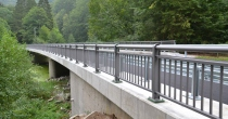 Brücke ü. d. Kamp bei Dobra