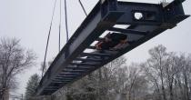 ÖBB Pottendorfer Linie - Brücke ü.d. Triesting